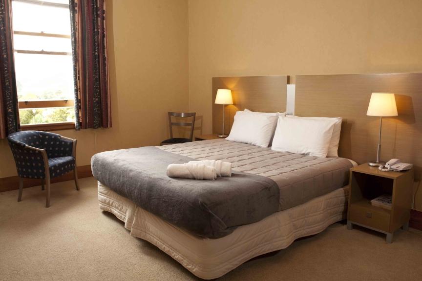 simple, elegant room